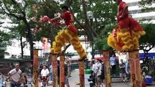 Publication Date: 2017-09-24 | Video Title: TVB果欄中江湖大嫂@香港柔功門夏國璋龍獅團
