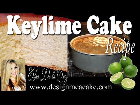 Best Key Lime Cake Recipe