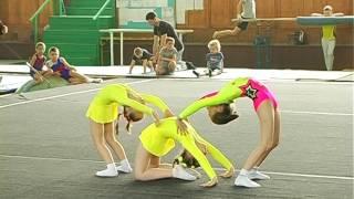 Акробатика 13 05 2017 3й юношеский разряд