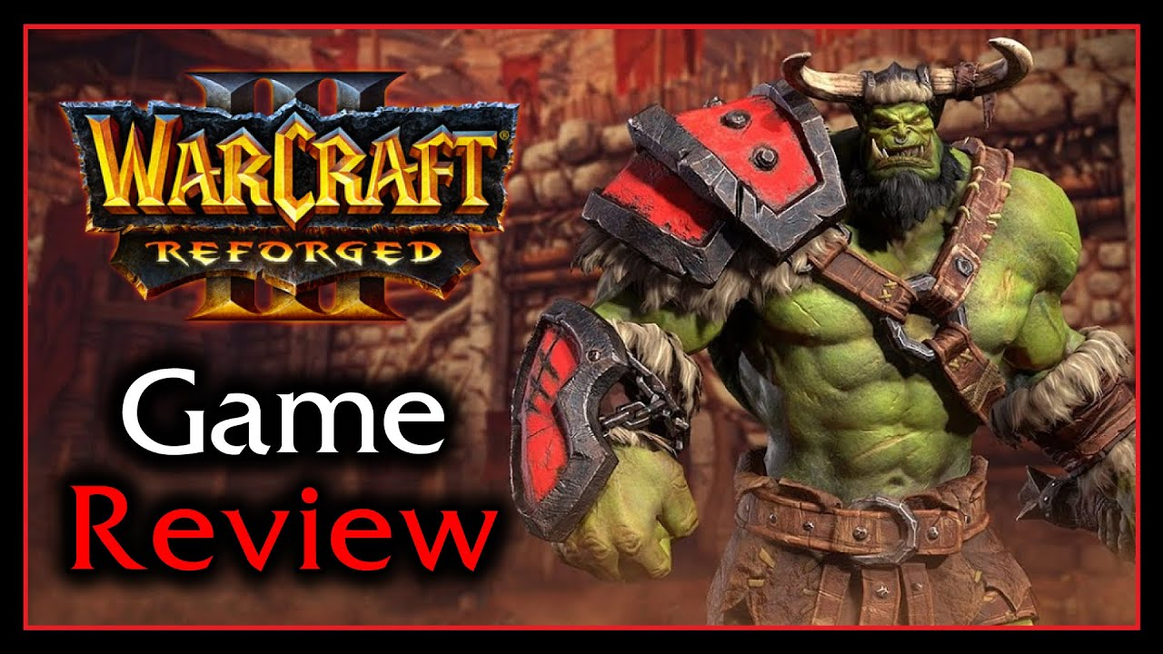 Warcraft 3 Reforged Gets 0 6 Score On Metacritic Is It Really