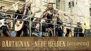 Смотреть клип Dartagnan - Neue Helden
