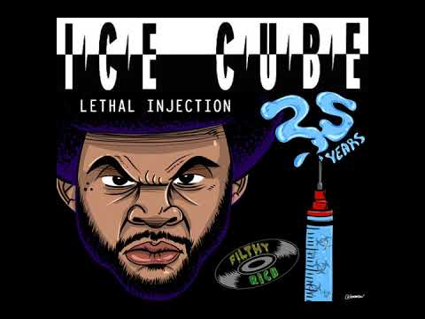 Ice Cube - Lethal Injection 25 Year Tribute (mixed by DJ Filthy Rich) [SHORT VERSION]