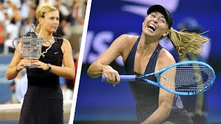 Maria Sharapova Retires! Her Best Moments at US Open