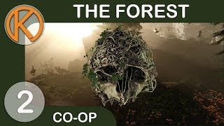 The Forest Co-Op w/ Papi | EXPERT HUNTERS - Ep. 2 | Let's Play The Forest Gameplay