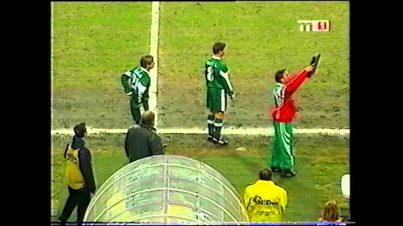 Újpest-Haladás | 2-1 | 2002. 03. 10 | MLSZ TV Archív