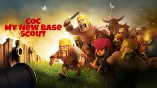Clash Of Clans Builder Base And Home Village scout+Builder base attack