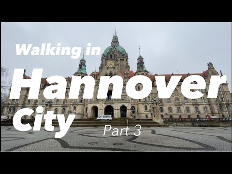 walking-in-hannover-city---part-3---[4k]*