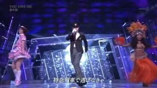 151011 MUSIC JAPAN - Fujii Takashi x Takenaka Natsumi (藤井隆x竹中夏海 - ナンダカンダ/You Owe Me)
