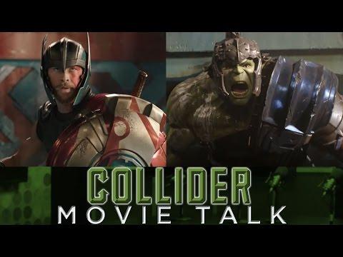 First Thor: Ragnarok Trailer Released - Collider Movie Talk