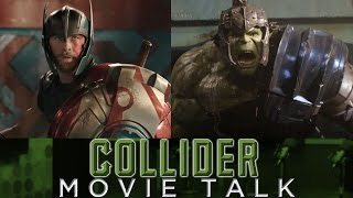 First Thor: Ragnarok Trailer Released - Collider Movie Talk