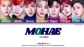[3.25 MB] MONSTA X (몬스타엑스) – MOHAE (어디서 뭐해) (Coded Lyrics Eng/Rom/Han/가사)