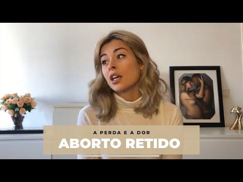 ABORTO RETIDO - A EXPULSÃO DO FETO - BRUNA FORTUNATO