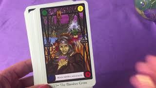 flip* Faery Wicca Tarot (35)