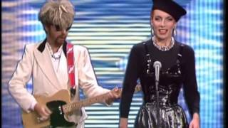 Eurythmics - Here Comes The Rain Again (1984) HD 0815007