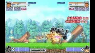 Туземцы vs  Mонстры #2 (Это волосатые бегемоты,братюнь!!!)