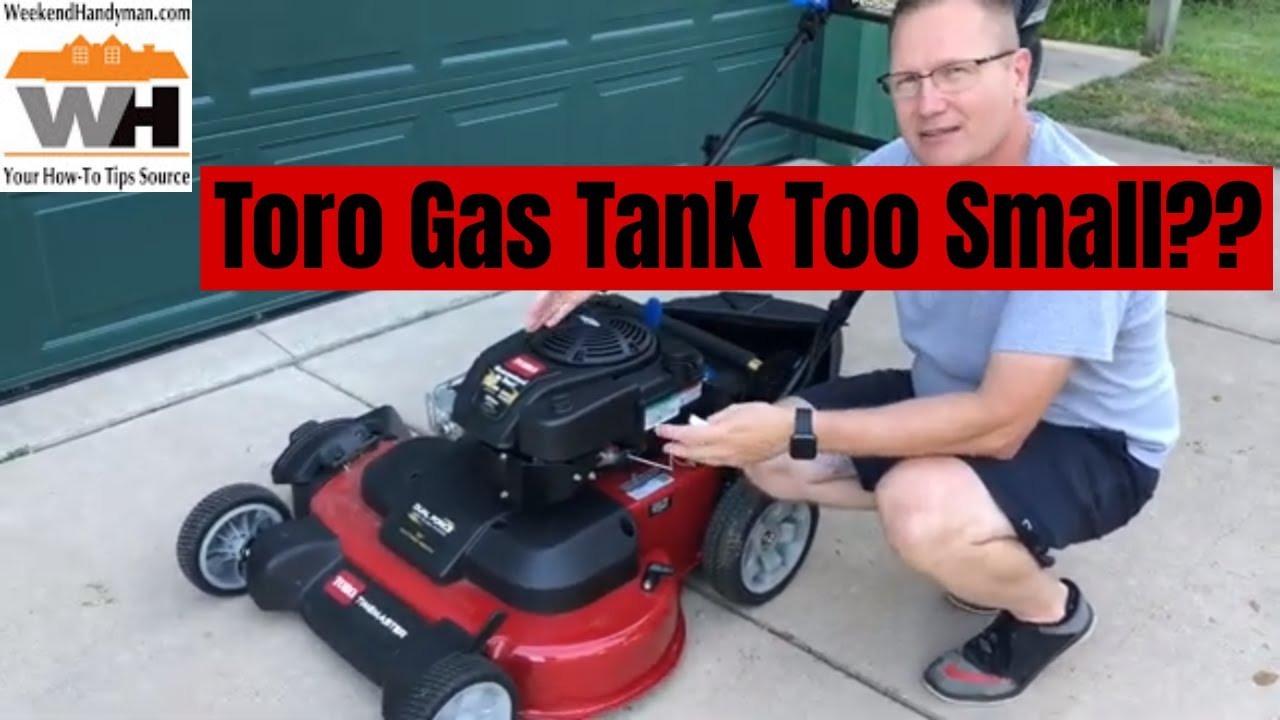 Toro Mower Alert! One Of The Major Flaws With Toro Timemaster 30