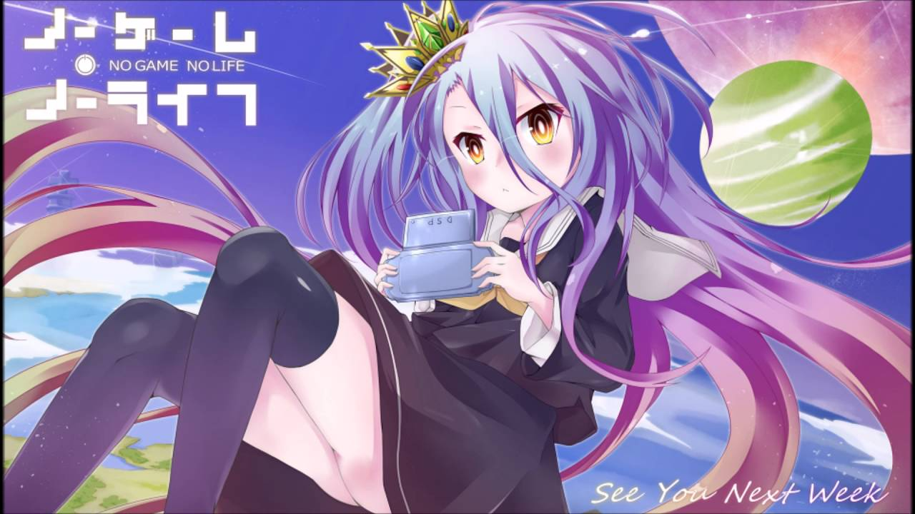 立体音響 ノーゲーム ノーライフ Fullop This Game No Game No Life Youtube
