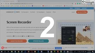 Screencast-o-matic: an introduction