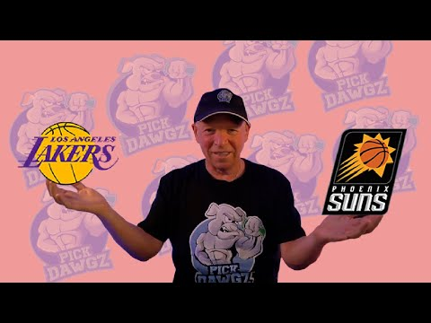 Phoenix Suns vs Los Angeles Lakers 3/21/21 Free NBA Pick and Prediction NBA Betting Tips