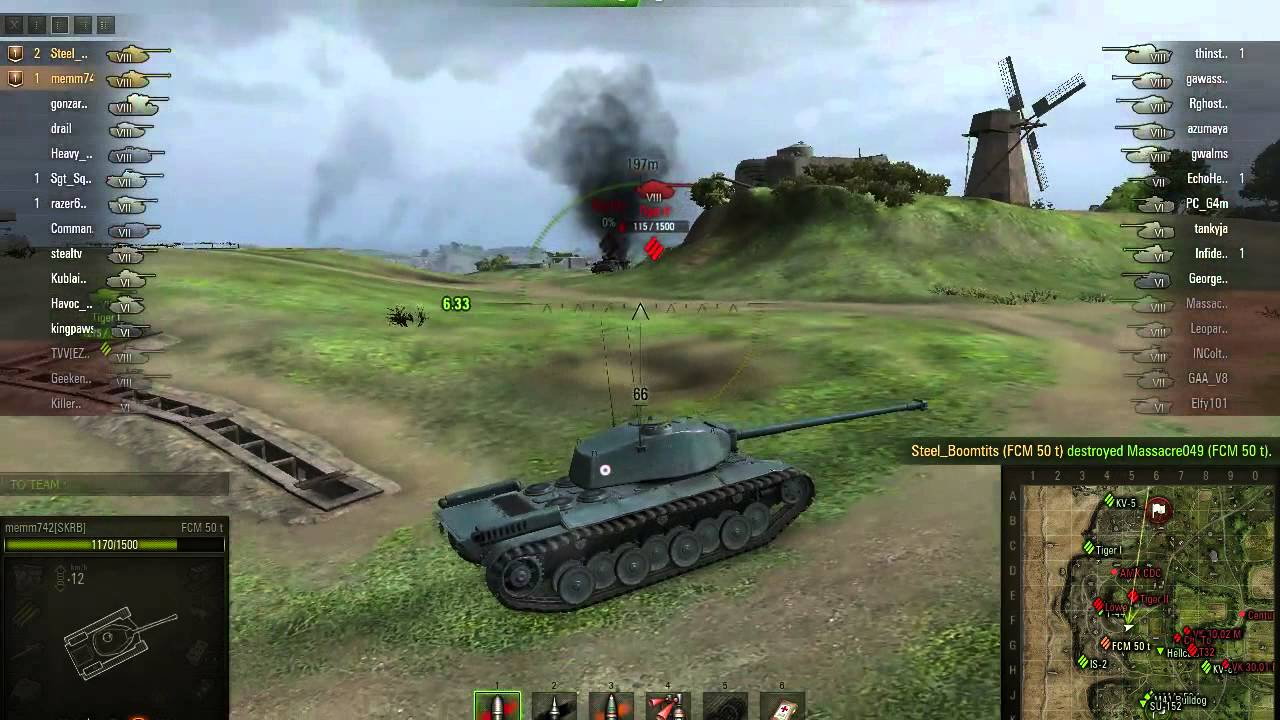 FCM 50 t and why I like it