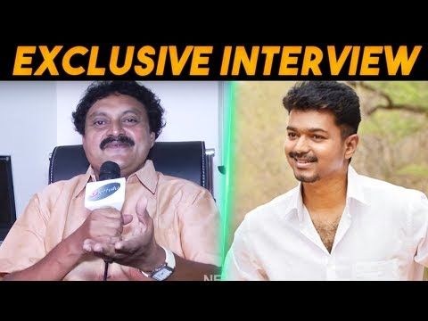 Interview with S.K. Jeeva - Director & Film Artist - Will do a Movie with Vijay soon