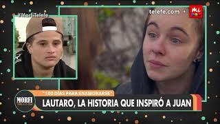 Lautaro Giménez contó su historia - Morfi