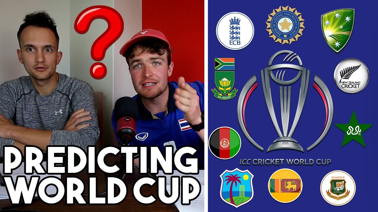 How to predict a cricket World Cup winner