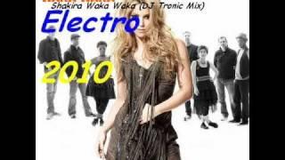 Shakira - Waka waka DJ Tronic Mixx Electro.wmv