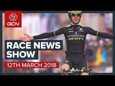 The GCN Race News Show: Paris Nice, Tirreno Adriatico, Ronde Van Drenthe And The Tour Of Taiwan