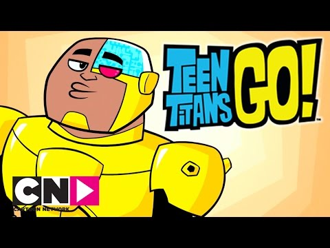 Teen Titans Go! | Creepy Business | Cartoon Network