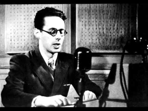 Юрий Левитан – 8 мая 1945 года.Сообщение о подписании акта о безоговорочной капитуляции Германии!