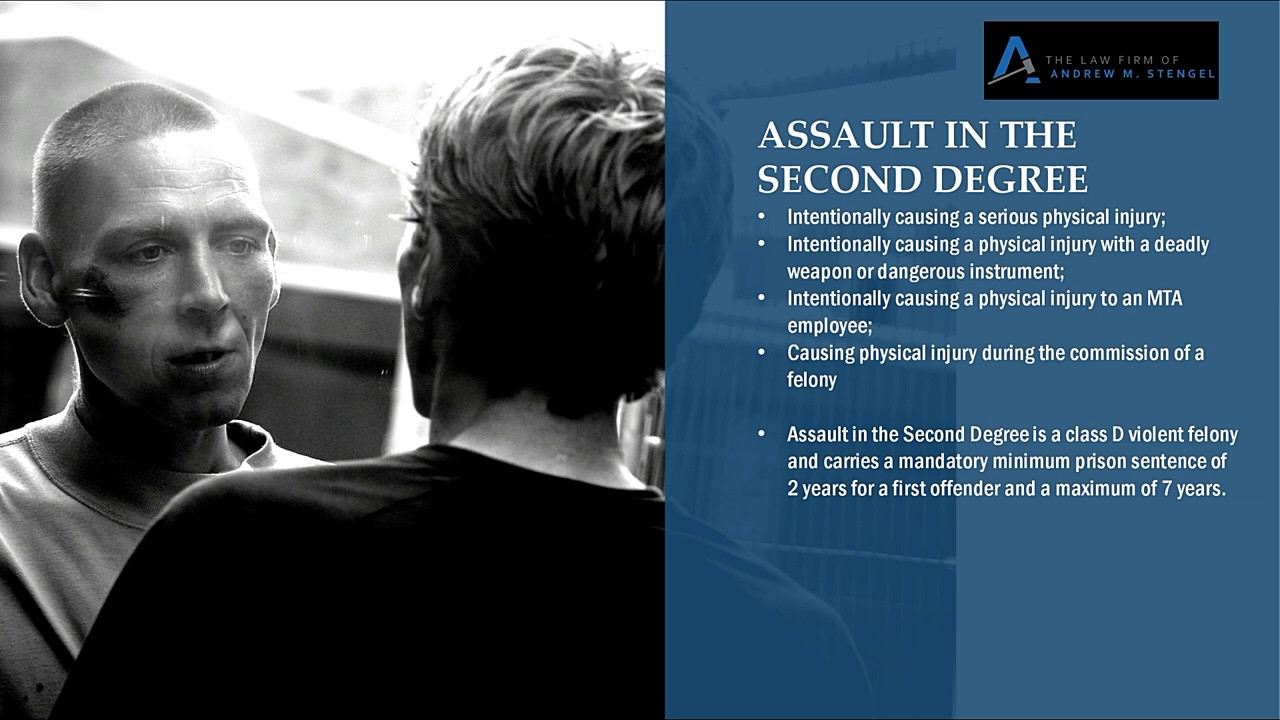 Felony Assault Lawyer NYC | New York Misdemeanor Assault