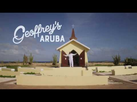 Discover Alto Vista Chapel with Geoffrey : The Locals Travel Guide to Aruba