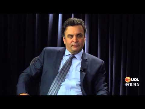 Íntegra da entrevista com Aécio Neves