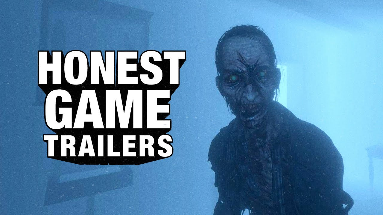 Zombie Trailer Park&& Try The Games
