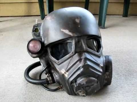 Fallout New Vegas Ncr Veteran Ranger Helmet Youtube