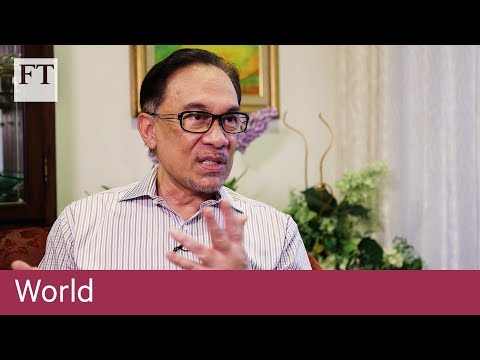 Anwar Ibrahim: Malaysia's 'sick-minded' corruption must end