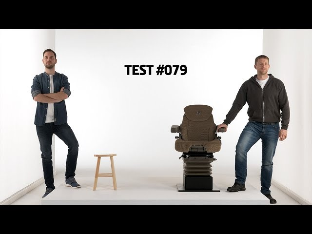 Dont't risk it - Test #079 SEDILI - John Deere