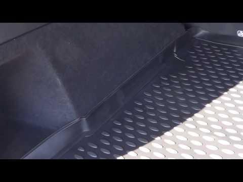 АВ АКС.РУ Коврик в багажник Audi Q7 с 2006 по 2015, Novline Autofamily арт. NLC.04.16.B12