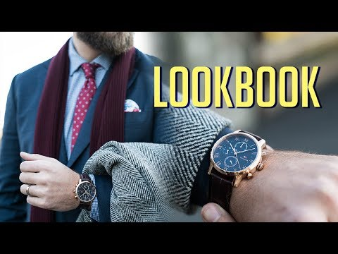 Lookbook: Tommy Hilfiger Watches || Men