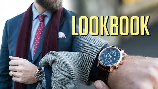 Lookbook: Tommy Hilfiger Watches Men's Fashion Gent's Lounge