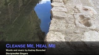 Cleanse Me Heal Me, a prayer song by Audrey Borschel