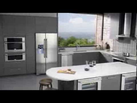 Stainless Steel Counter Depth Side By Side Refrigerator | Electrolux  Kitchen Appliances