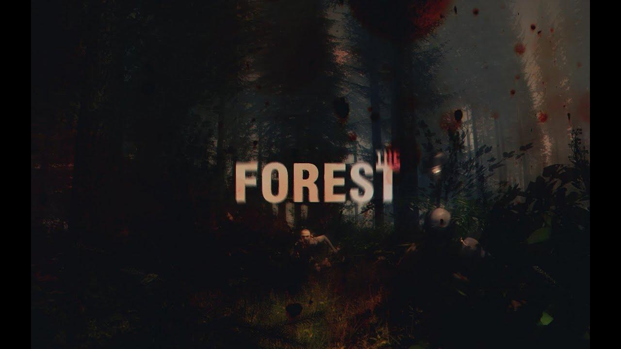 The forest 0. 39 beta + полный русификатор + инструкция по.