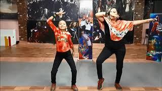 Aankh Marey | SIMMBA | Duet Dance Choreography By D4 Dance Academy