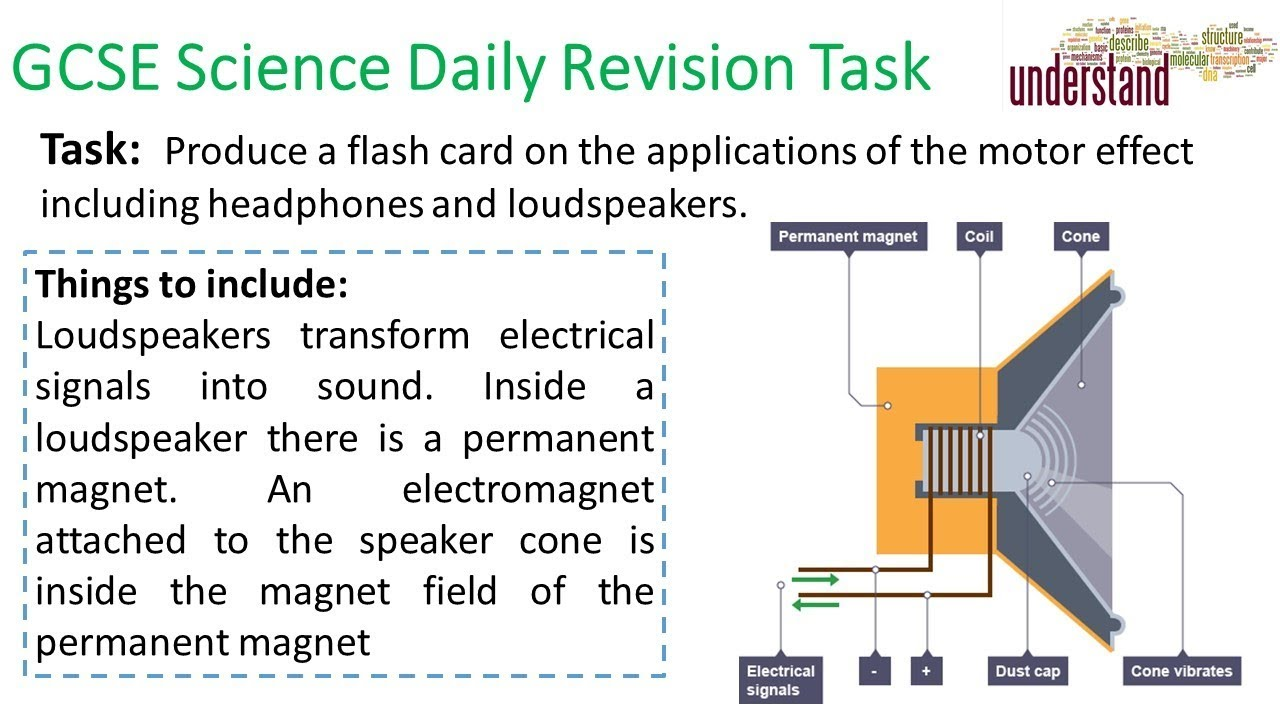 GCSE Science Daily Revision Task 237 - YouTube