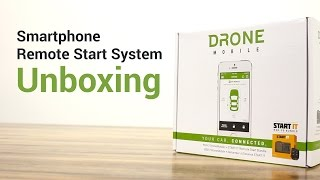 DroneMobile Smartphone Remote Start System (RSD-3S) - Unboxing