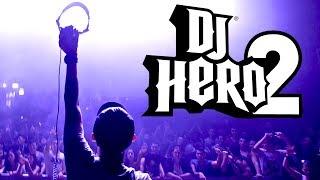 DJ Yaoi Handz Spinning Hits - DJ Hero 2 Gameplay