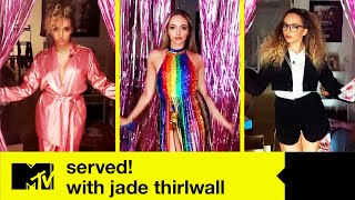 Jade Thirlwall's Most Eleganza Served! Outfits | Served! With Jade Thirlwall
