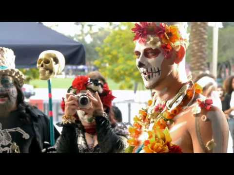 Florida Day Of The Dead Cele Tion